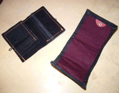 画像1: 民族財布