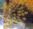 画像2: 昔の貨幣 水晶 仏堂七宝石飾りもの 10個セット (2)