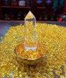 画像5: 昔の貨幣 水晶 仏堂七宝石飾りもの 10個セット (5)