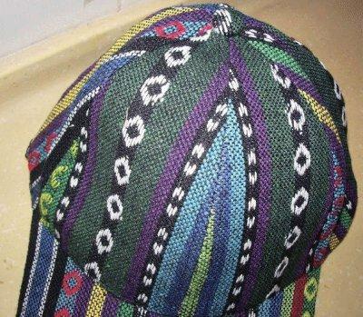 画像1: チベット・チャン族帽子