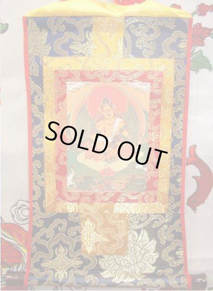 画像1: 西蔵仏教絵画タンカ・複製品  (1)