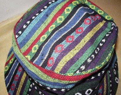 画像2: チベット・チャン族帽子