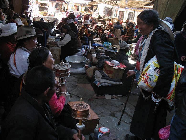 チベット暦 2145年2月16日・チベットLosar